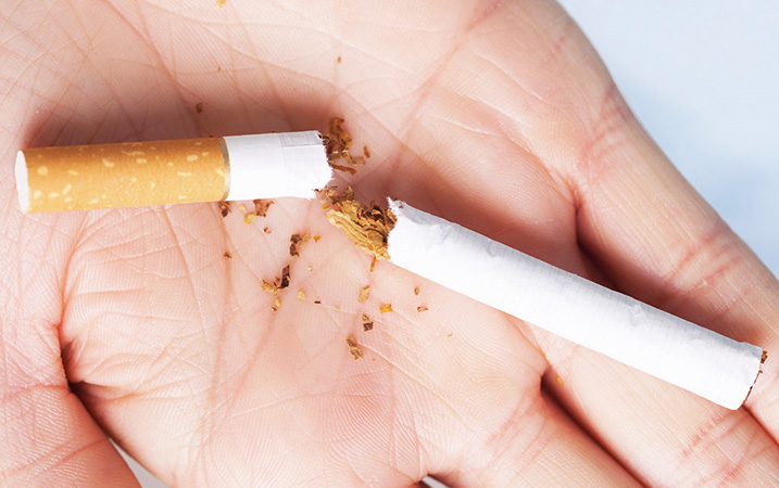 Foods To Eat When You Are Trying To Quit Smoking